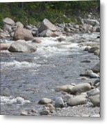 Rivers Of New Hampshire Metal Print