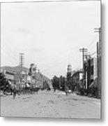 Riverside California C. 1900 Metal Print