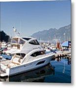 Riviera 53 Yacht Metal Print