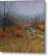 Road Of Hope Metal Print