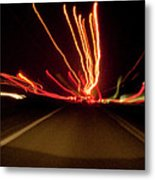 Road To Destiny Metal Print