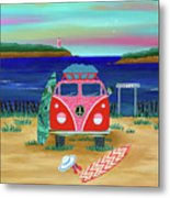 Road Trip No. 1 Metal Print