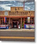 Roadrunner Metal Print
