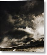 Roads Of Atmosphere  Metal Print