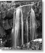 Roadside Waterfall - Ireland Metal Print by Mike McGlothlen