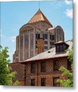 Roanoke Architecture Metal Print