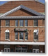 Roanoke City Market Building Metal Print