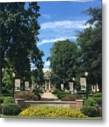 Roanoke College Metal Print