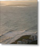Robben Island Metal Print by Andy Smy