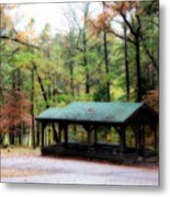 Robbers Shelter Metal Print