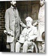 Robert E Lee Metal Print