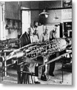 Robert Hutchings Goddard Metal Print