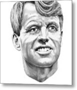 Robert Kennedy Metal Print