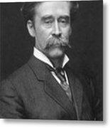 Robert Peary (1856-1920) Metal Print