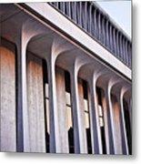 Robertson Hall At Princeton University Metal Print by Ryan Kelly