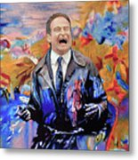 Robin Williams - What Dreams May Come Metal Print