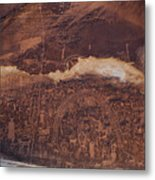 Rochester Creek Panel Metal Print