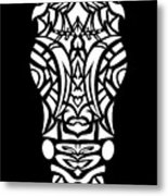 Rocinante Horse Head 2 Metal Print