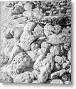 Rock And Salt 2 Metal Print