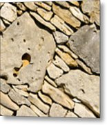 Rock Architecture Five Metal Print