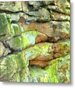Rock Formation, Wv Metal Print