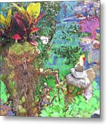 Rock Keeper Metal Print
