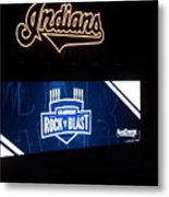 Rock N Blast 10th Anniversary Metal Print
