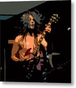 Rock N Roll Metal Print