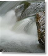 Rock-n-water Metal Print