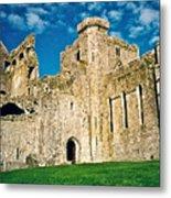 Rock Of Cashel Ireland Metal Print