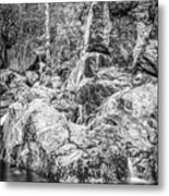 Rockin Water Metal Print