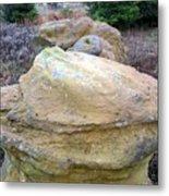 Rocks 4 Metal Print