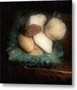 Rocks And Dust Metal Print