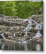 Rocky Falls Ozark National Scenic Riverways Dsc02788 Metal Print