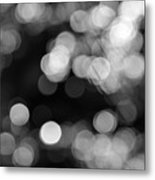 Rocky Mountain Bokeh Metal Print