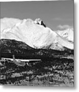 Rocky Mountain Flying  Metal Print