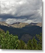 Rocky Mountain National Park 2 Metal Print