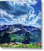 Rocky Mountain National Park I Metal Print