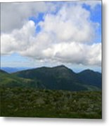 Rocky Mountain Way  Metal Print