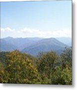 Rocky Top Tennessee 1 Metal Print