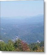 Rocky Top Tennessee 2 Metal Print