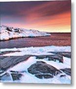 Rodebay Sunset Metal Print