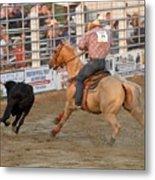 Rodeo 330 Metal Print