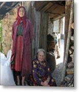 Rodopean Women-3 Metal Print