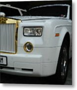 Rolls Royce Phantom Metal Print