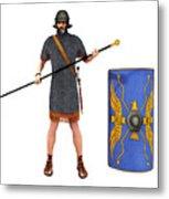 Roman Marine Optio 1st Cen Ad Metal Print
