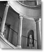 Roman Staircase Metal Print
