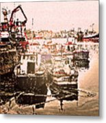 Romance In Howth Metal Print