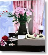 Romance In The Afternoon 2 Metal Print