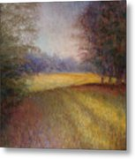 Romance Trail Metal Print